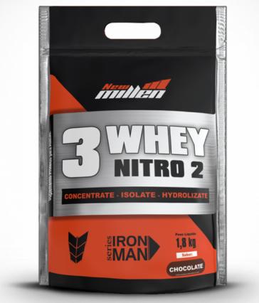3W Nitro2 (1,8kg) CHOCOLATE – New Millen