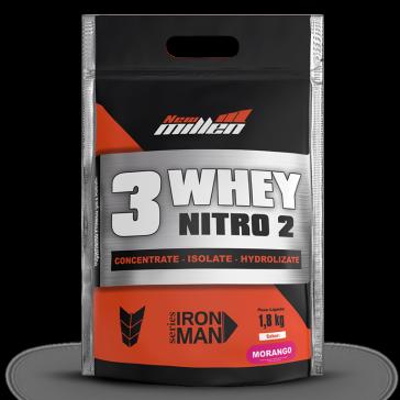 3W Nitro2 (1,8kg) MORANGO – New Millen