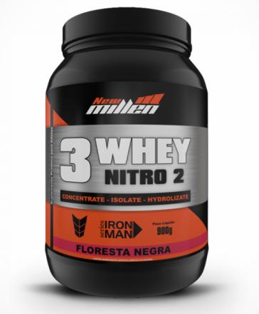 3W Nitro2 (900g) FLORESTA NEGRA – New Millen