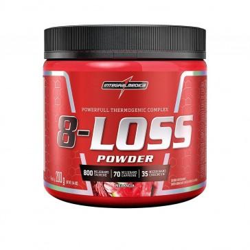 8 Loss Powder (200g) MELANCIA – INTEGRALMEDICA