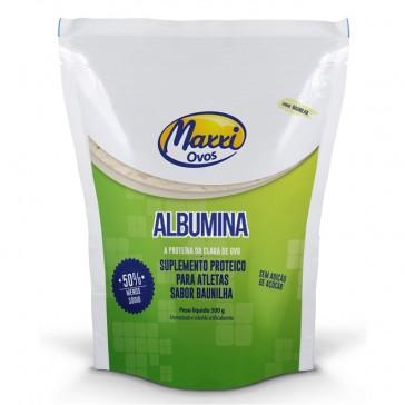 Albumina (500g) BAUNILHA – Maxxi Ovos