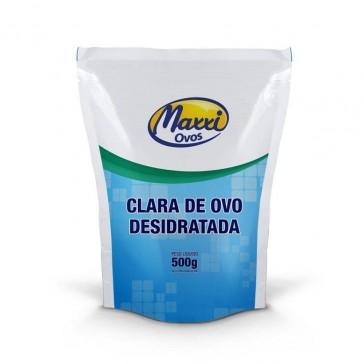 Albumina (500g) NATURAL – Maxxi Ovos