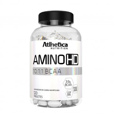 Amino HD 10:1:1 (120 tabs) - Athletica Nutrition