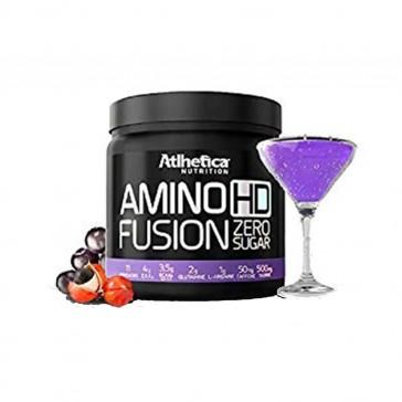 Amino HD Fusion (450g) GUARANÁ C/ AÇAÍ – Atlhetica Nutrition