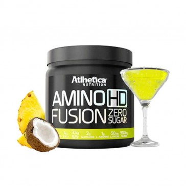 Amino HD Fusion (450g) PIÑA COLADA – Atlhetica Nutrition
