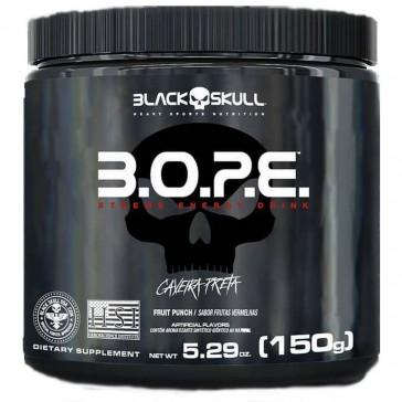 B.O.P.E (150g) FRUIT PUNCH – Black Skull