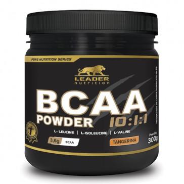 BCAA Powder 10:1:1 (300g) TANGERINA – Leader Nutrition