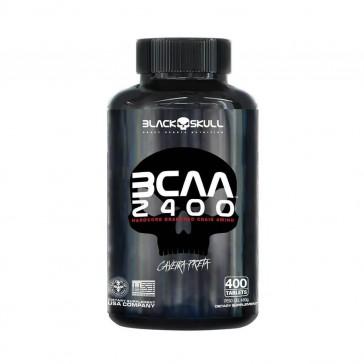 BCAA 2400 (400 Tabs) – Black Skull