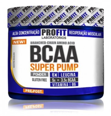 BCAA Super Pump (300g) NEUTRO – Profit
