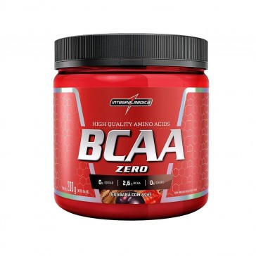 BCAA Powder Zero 4:1:1 (200g) GUARANÁ COM AÇAÍ – INTEGRALMEDICA