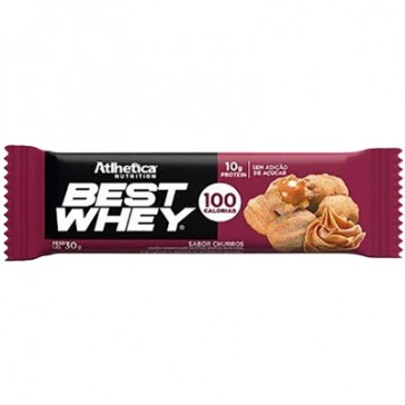 Best Whey Bar (Avulsa de 32g) CHURROS - Atlhetica Nutrition