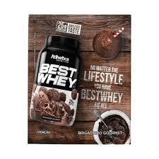 Best Whey Sache (Avulso) BRIGADEIRO GOURMET – Atlhetica Nutrition