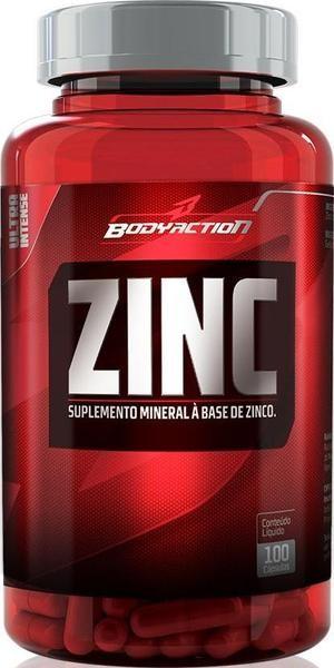 Body Zinc (100caps) - Body Action