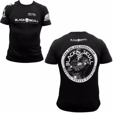 Camiseta Dry Fit Soldado PRETO G BOPE - Black Skull