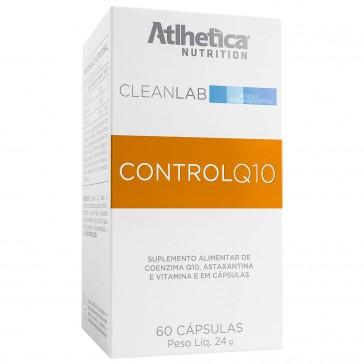 CleanLab Control Q10 (60 Cápsulas) – Atlhetica Nutrition