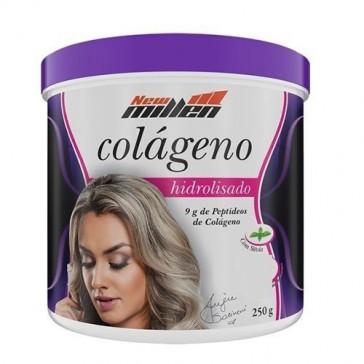Colágeno Hidrolisado (250g) ABACAXI C/ HORTELÃ – New Millen