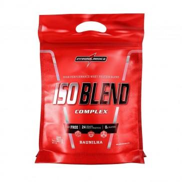 ISO Blend Complex (907g) BAUNILHA – INTEGRALMEDICA
