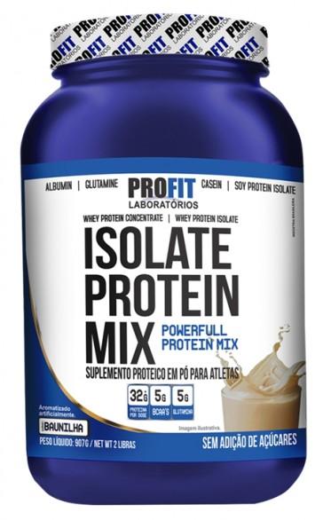 Isolate Protein Mix (907g) BAUNILHA – Profit