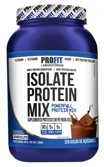 Isolate Protein Mix (907g) CHOCOLATE – Profit