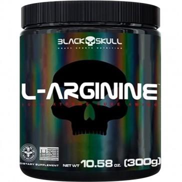 L-ARGININE (300g) LEMON – Black Skull