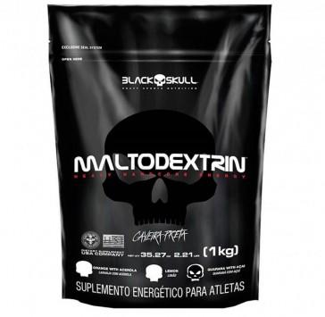MALTODEXTRIN (1kg) GUARANÁ WITH AÇAÍ – Black Skull
