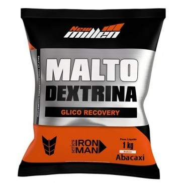 Maltodextrina (1kg) ABACAXI – New Millen