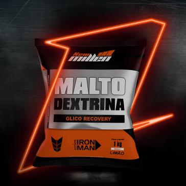 Maltodextrina (1kg) LIMÃO – New Millen