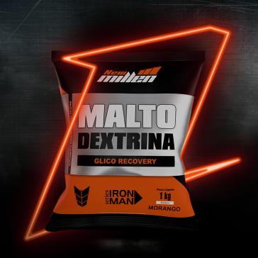 Maltodextrina (1kg) MORANGO – New Millen