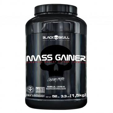 Mass Gainer (1,5kg) VANILLA – Black Skull