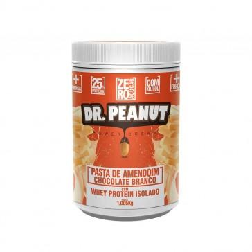 Pasta de Amendoim (500g) CHOCOLATE BRANCO – Dr. Peanut