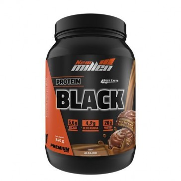 Protein Black (840g) ALFAJOR – New Millen