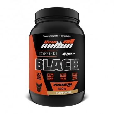 Protein Black (840g) FLAPPUCCINO – New Millen