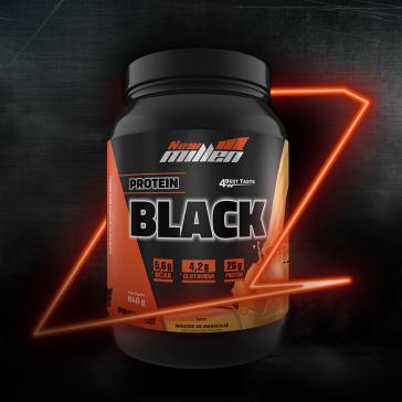 Protein Black (840g) MOUSSE DE MARACUJÁ – New Millen