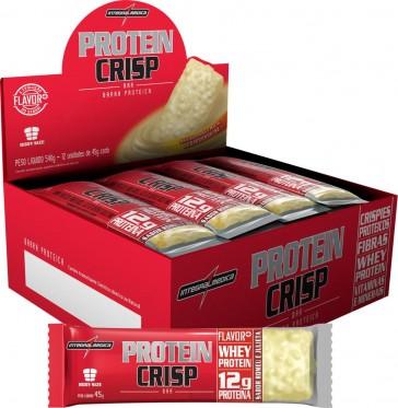 Protein Crisp Bar (540g 12unid.) ROMEU E JULIETA – INTEGRALMEDICA