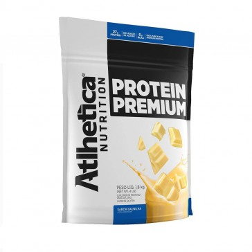 Protein Premium (1,8kg) BAUNILHA – Atlhetica Nutrition