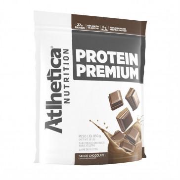 Protein Premium (850g) CHOCOLATE – Atlhetica Nutrition