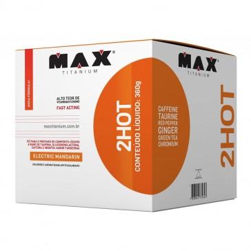 Ultimate 2HOT (360g) ELECTRIC MANDARIN – Max Titanium