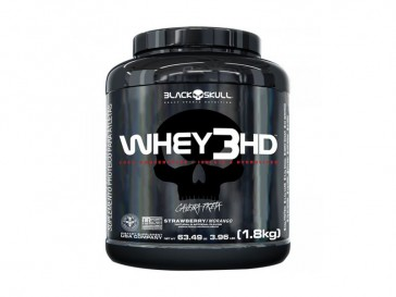 WHEY 3HD (1,8kg) STRAWBERRY – Black Skull