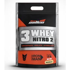 3W Nitro2 (1,8kg) BAUNILHA – New Millen
