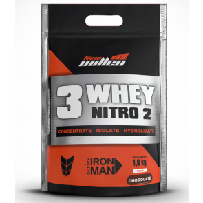 3W Nitro2 (1,8kg) CHOCOLATE – New Millen