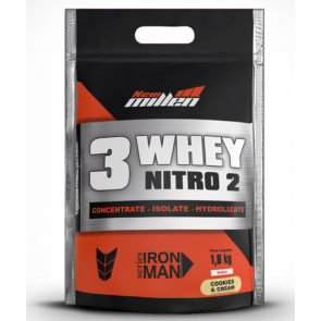3W Nitro2 (1,8kg) COOKIES & CREAM – New Millen