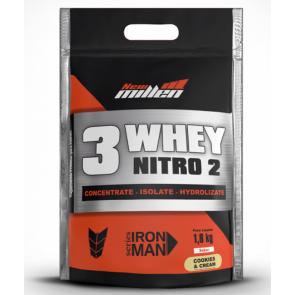 3W Nitro2 (1,8kg) COOKIES & CREAM – New Millen