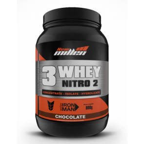 3W Nitro2 (900g) CHOCOLATE – New Millen