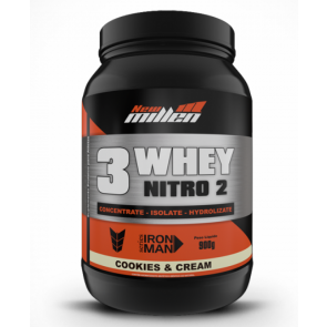 3W Nitro2 (900g) COOKIES & CREAM – New Millen