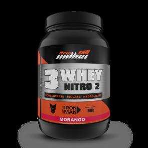 3W Nitro2 (900g) MORANGO – New Millen