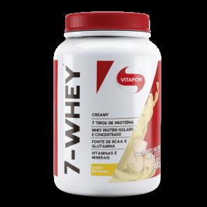 7-Whey Creamy (900g) BANANA – Vitafor