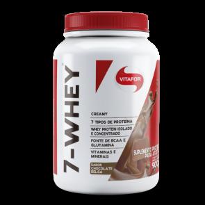 7-Whey Creamy (900g) CHOCOLATE BELGA – Vitafor