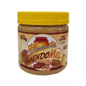 Pasta de Amendoim com Uva Passa (1,010kg) – Amendomel Thiani