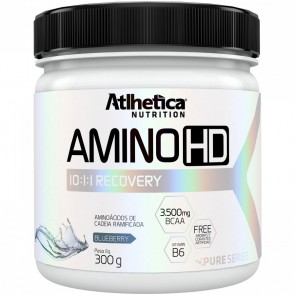 Amino HD 10:1:1 (300g) BLUEBERRY - Atlhetica Nutrition