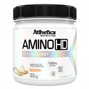 Amino HD 10:1:1 (300g) CITRUS - Atlhetica Nutrition